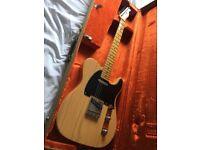 Squier Classic vibe Fender Telecaster
