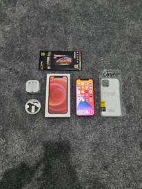 Rrp £829 Iphone 12 5G Bundle Unlocked 64GB I Phone Warranty