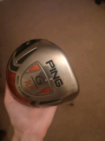 Ping Driver G10