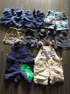 6 month baby boy summer clothing