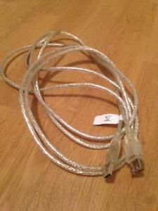 10 foot male to female usb cable