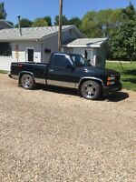 1991 SS 454 Chevy truck