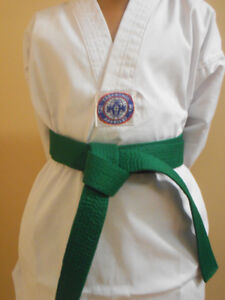Brand new Martial Arts White Uniform