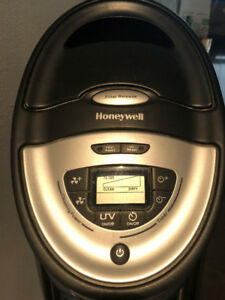 Honeywell HepaClean UV Antibacterial Air Purifier