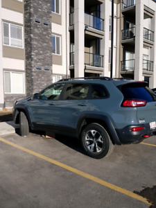 2015 Jeep Cherokee Trailhawk with