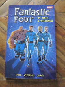 Fantastic Four Ultimate Collection 2 - Marvel - Waid & Wieringo
