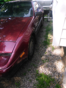 1987 Nissan 300ZX Turbo for sale