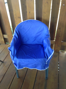 Resin chair covers