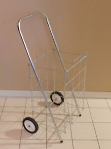 NEW, BUNDLE BUGGY/CART, STURDY, EXC CONDITION $20