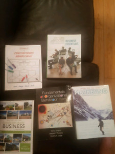 NSCC business administration text books