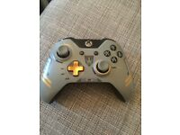 Xbox 1 limited edition advanced warfare controller