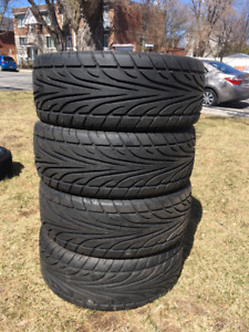 215 45 17 Summer Tires - Wanli