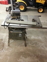 Rockwell/Beaver 10inch Table Saw