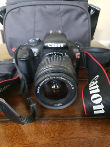 Canon Rebel T3 package