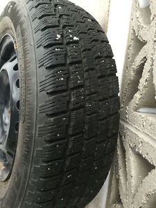Cooper Weather-Master S/T2(185/70R14) Winter Tires