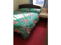 Double bedroom for rent -until December.