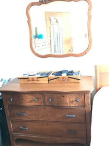 Antique Oak Dresser Mirror Buy And Sell Furniture In