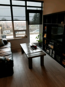 Fantastic fully furnished one bedroom plus den in Pickering.