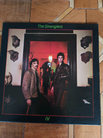 Stranglers Vinyl album.