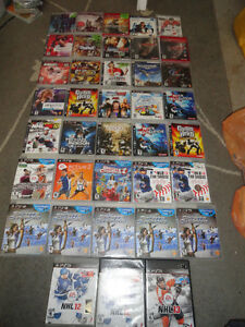Variety of 60 Playstation 3 Video Games