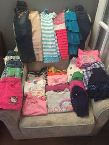 Girls clothes size 3/4