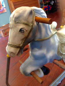 Vintage Rocking Horse Kingston Kingston Area image 1