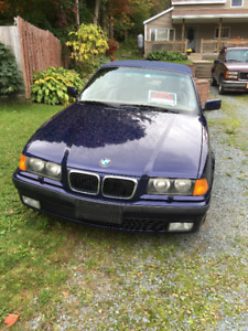 1998 BMW CONVERTIBLE