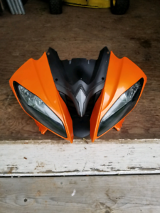 2009 Yamaha r6 plastic and parts