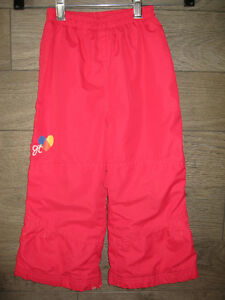 Girl's Splash pant - thick liner
