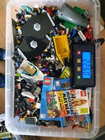 23.6KG of Randon Loose Lego