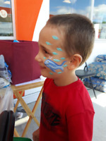 Face/Spirit Painting & Balloons all events