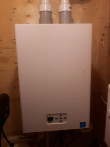 Brand new natural gas Glow on-demand water heater