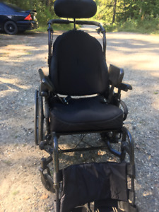 Reduced Tilting Wheel chair - must sell