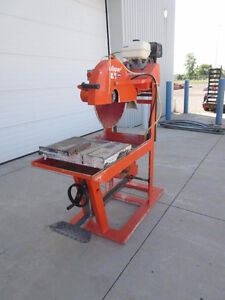 Saw - Clipper Block Saw