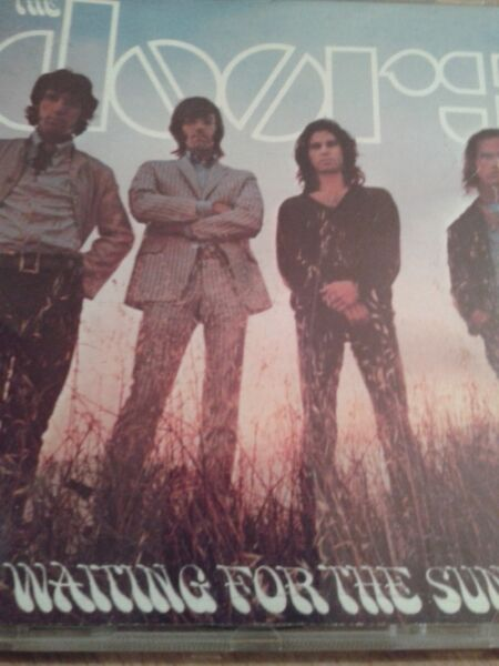 The Doors - Waiting For The Sun , 68 cd