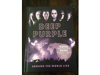 Deep Purple Around the World Live + Exclusive Book