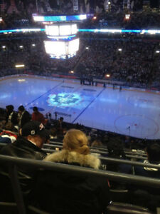 Leafs vs NY Rangers Tickets - December 22nd @ SBA (ACC)