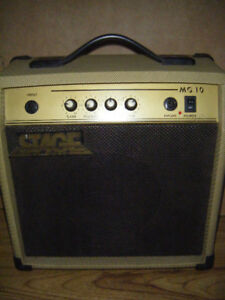 Stage Classic Guitar Amp From Bob Mingo's Model MG 10
