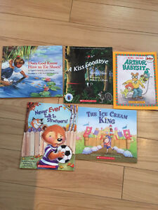 KIDS BOOK LOT (most brand new) $5 TAKES ALL