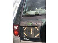 2001 Land Rover freelander boot handle
