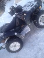 Polaris 550xp trade for sled