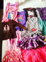 Size 4/6 girls clothing
