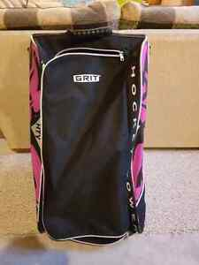 "Grit 32"" Tower Hockey Bag with wheels"
