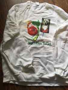 1987 ~ V8 - Vegetables and Fruit Juices - Campbell's Sweatshirt