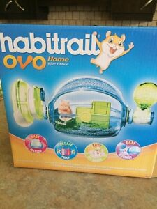Hamster cage , accessories