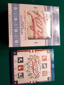 Fargo Season 1 and 2 on Bluray with collectible beanie