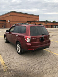 2010 Subaru Forester with Safety & Remote starter