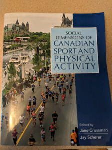 Social dimensions of canadian sport & physical activity