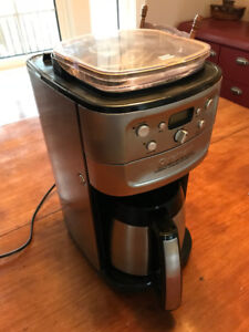 Fully Automatic Grind and Brew Thermal 12 Cup Coffeemaker