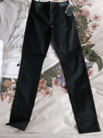 Ladies Black Trousers